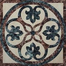 Декор напольный 88*88 Ros.Beires Marron
