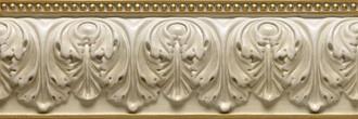 Бордюр 10*30 Cen. Daino Versalles Crema
