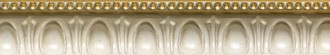Бордюр 5*30 List. Daino Versalles Crema