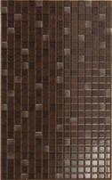 Настенная плитка 25,2*40,4 Rev. COCTAIL Chocolate (уп. 1,32 м2/ 13 шт)