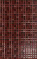 Настенная плитка 25,2*40,4 Rev. COCTAIL Red (уп. 1,32 м2/ 13 шт)
