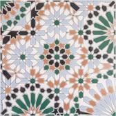 Напольная плитка 33,6*33,6 Pav. Marrakech Decore (уп. 1,58 м2/ 14 шт)