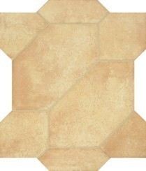 Напольная плитка 41,8х41,8 ARAGON BEIGE (уп. 1,5 м2/ 9 шт)