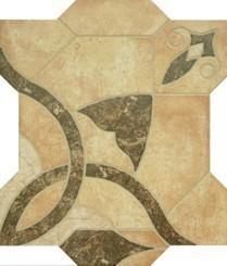Напольная плитка 41,8х41,8 HUESCA BEIGE (уп. 1,5 м2/ 9 шт)