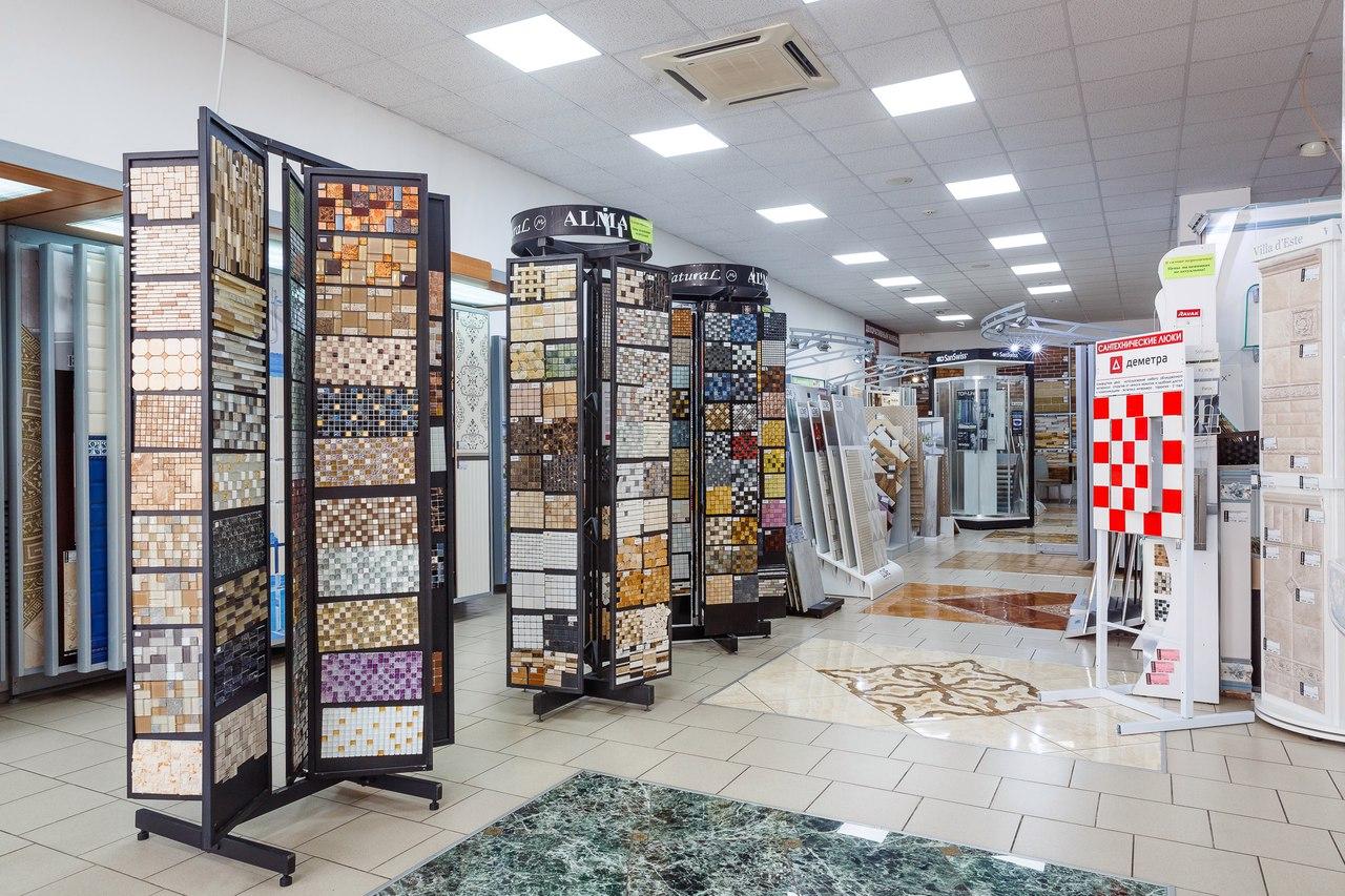 Салон-магазин керамической плитки в Краснодаре