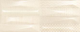 Декор 20*50 Dec. Evoke Sand B-83 (уп. 1,1 м2/ 11 шт)