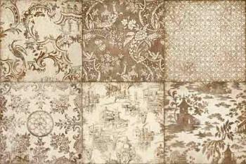 Декор 20*20 Maiolica Ornamenta Corda (уп. 1,36 м2/ 34 шт)