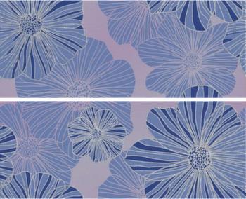 Панно 50,5*40,2 Splendida Azul