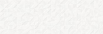 Настенная плитка 25*75 Rev. Origami Blanco (уп. 1,45 м2/ 8 шт)