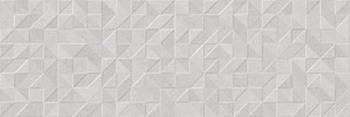 Настенная плитка 25*75 Rev. Origami Gris (уп. 1,45 м2/ 8 шт)