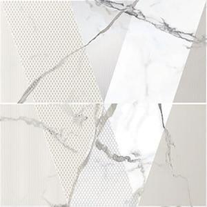 Панно 63,0*63,0  Arabescato Bianco
