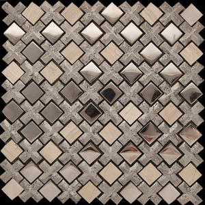 Мозаика BDA - S7A 298*298 (0,445 м2)