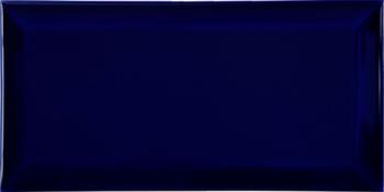 Настенная плитка 10*20 Biselado BX Azul Cobalto (уп. 1 м2/ 50 шт)