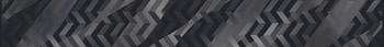 Бордюр 50,5*6,2 Splendida Lux Negro