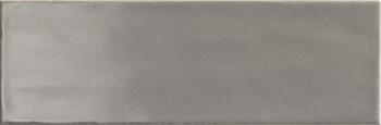 Настенная плитка 10*30 Brick Glossy Antracite (уп. 1,08 м2/ 36 шт)
