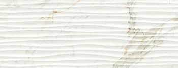 Настенная плитка 40*120 Calacata Michelangelo Str. Dune Ret. (уп. 2,4 м2/ 5 шт)