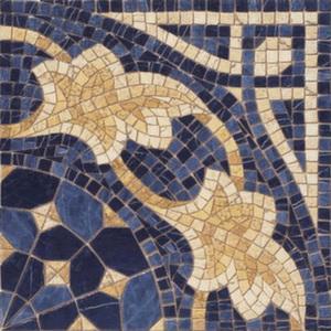 Вставка 43,5*43,5 Cantonera Laertes Azul