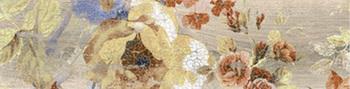Напольная плитка 15*90 Pav. Carpatos Bouquet (уп. 1,21 м2/ 9 шт)