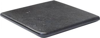 Ступень угловая 33*33 Cart. Metalica Basalt