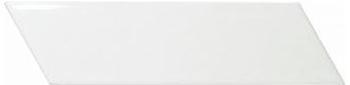 Настенная плитка 5,2*18,6 Chevron White Right (уп. 0,5 м2/ 48 шт)