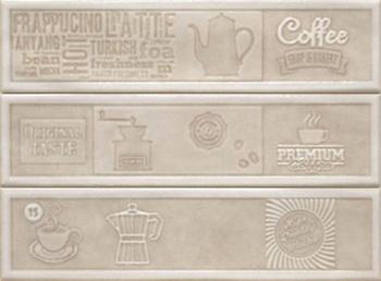 Декор 22,5*30 Comp. Original Taste Ivory