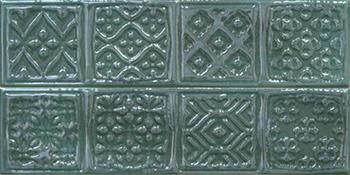 Декор 15*30 Comp. Rodia Emerald