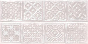 Декор 15*30 Comp. Rodia White