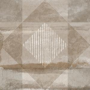 Напольная плитка 33,15*33,15 Pav. Deco Brooklyn Greige (уп. 1,32 м2/ 12 шт)