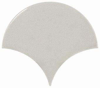 Настенная плитка 10,6*12 Fan Light Grey (уп. 0,37 м2/ 50 шт)