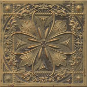 Настенная плитка 20.1х20.1 Gatsby Copper Tin (Mix 5) (уп. 1 м2/ 25 шт)