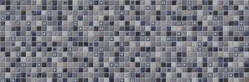 Настенная плитка 25*75 Rev. Glass Azul (уп. 1,5 м2/ 8 шт)