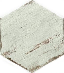 Керамогранит 36*41,5 Hex Blanco (уп. 1 м2/ 9 шт)