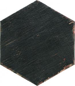 Керамогранит 36*41,5 Hex Negre (уп. 1 м2/ 9 шт)