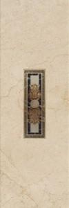 Декор 25*75 Dec. Medici Marfil