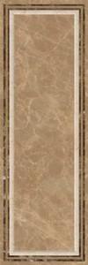 Настенная плитка 25*75 Rev. Emperador-B Crema (уп. 1,31 м2/ 7 шт)
