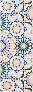 Настенная плитка 25,3*70,6 Rev. Marrakech Decore (уп. 1,43 м2/ 8 шт)