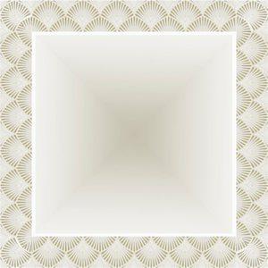 Напольная плитка 40*40 Pav. Je T`aime White (уп. 1,28 м2/ 8 шт)