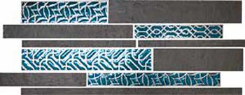 Мозаика 25,9*60,2 Mos. Raku Brick Black Clay