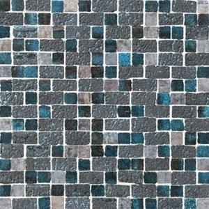 Мозаика 30,5*30,5 Mos. Raku Spacc. Turquoise