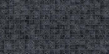 Декор 30*60 Mosaico Deluxe Black