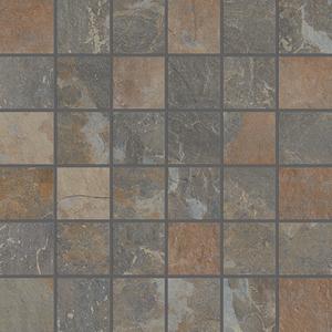 Мозаика 33*33 Pav. Multicolor Slate Mosaico