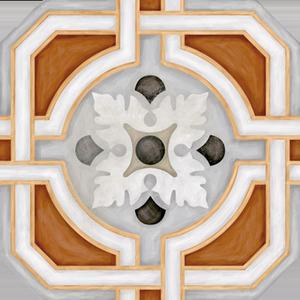 Керамогранит 20*20 Octogono Zimer Multicolor