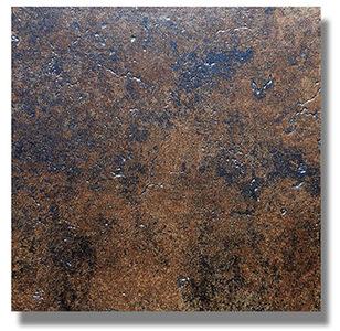 Клинкерная плитка 33*33 Pav. Metalica Cherry (уп. 1м2/ 9 шт)
