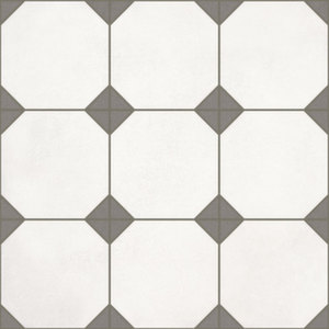 Напольная плитка 31,6*31,6 Carron Blanco