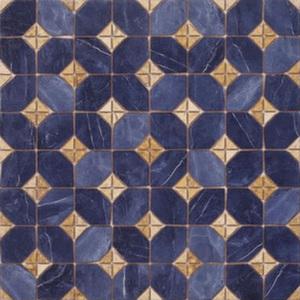 Керамогранит 43,5*43,5 Iliada-PR Azul