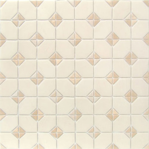 Керамогранит 43,5*43,5 Iliada-PR Blanco