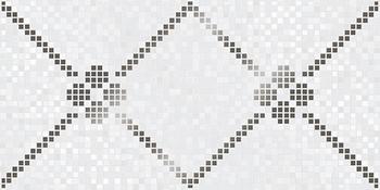 Декор 31,5*63 Pixel Blanco