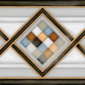 Декор 20*20 Pombo-2 Multicolor