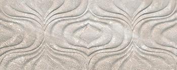 Настенная плитка 30*74 Rev. Fontana Twist Cream (уп. 0,89 м2/ 4 шт)