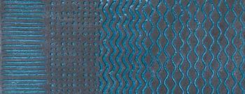 Настенная плитка 26*60,5 Rev. Raku Symbol Turquoise (уп. 1,26 м2/ 8 шт)